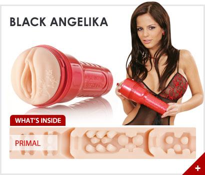 Black Angelika Fleshlight