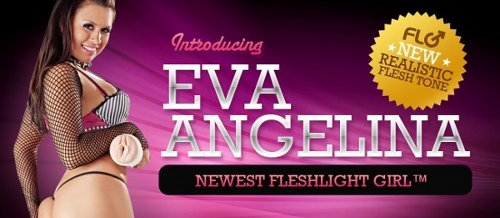 Eva Angelina Fleshlight