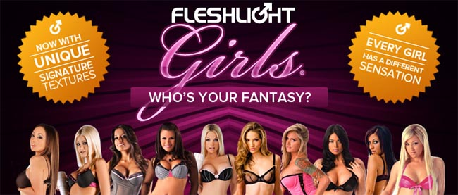 Fleshlight Girls - New Sleeves