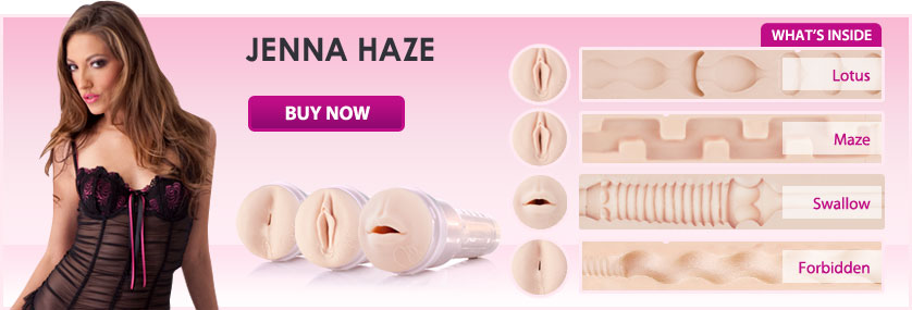 Jenna Haze Fleshlight sleeve