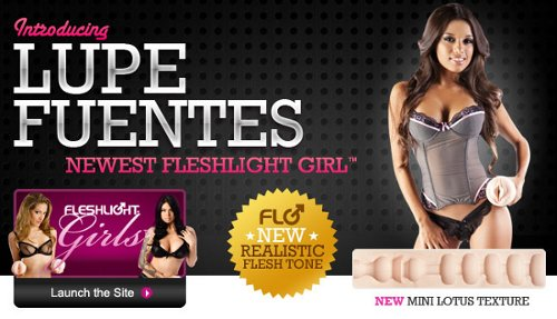 Lupe Fuentes Fleshlight