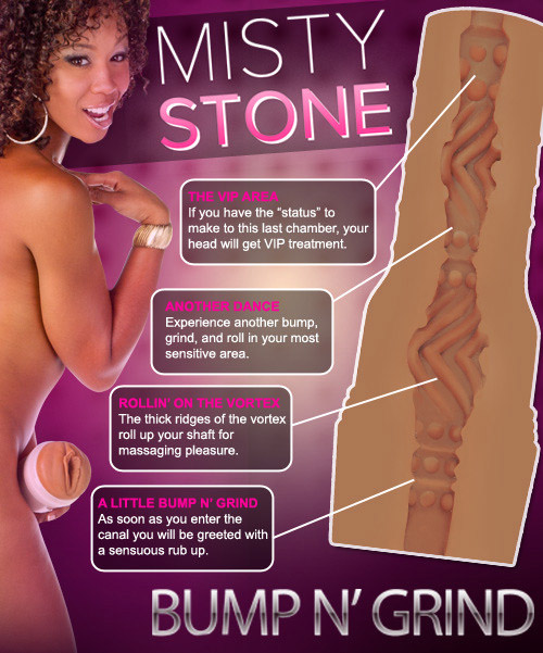 Misty Stone Fleshlight